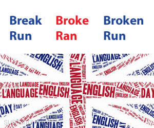 Sustantivos irregulares en inglés